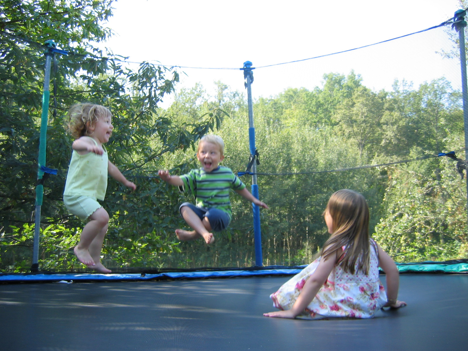 trampoline essential safety articles